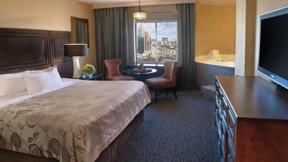 Excalibur Las Vegas Resort Superior King Room
