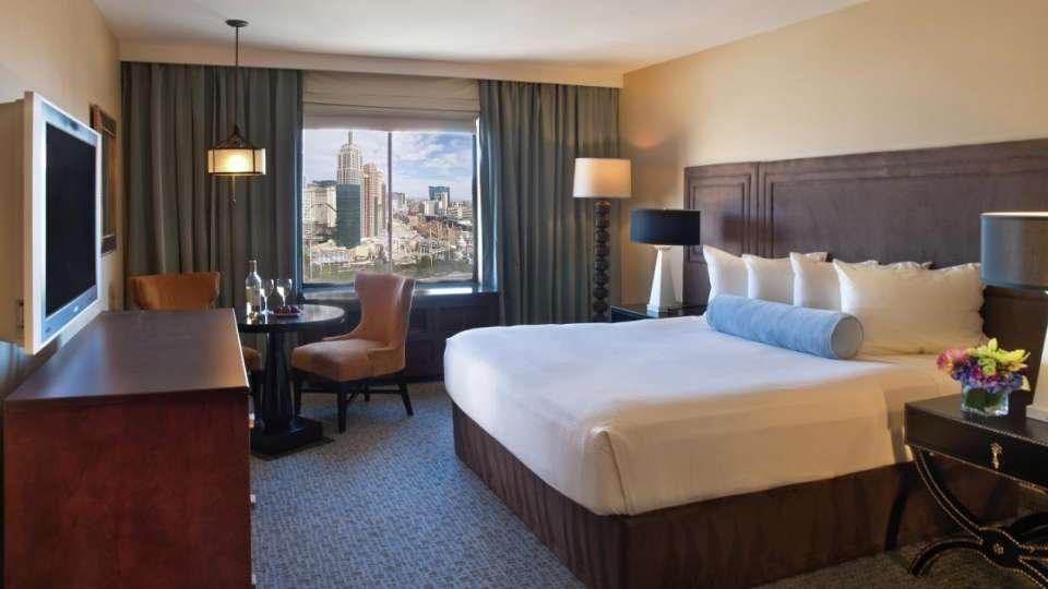 Excalibur Las Vegas Resort Tower Room