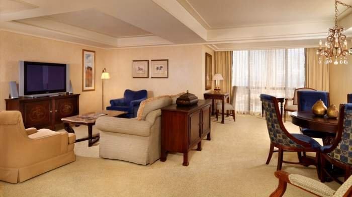 Flamingo Las Vegas Royal Suite
