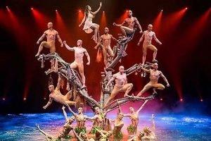 Le Reve The Dream Show Las Vegas