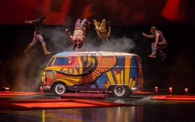 The Beatles Love Cirque du Soleil Las Vegas Discount Tickets