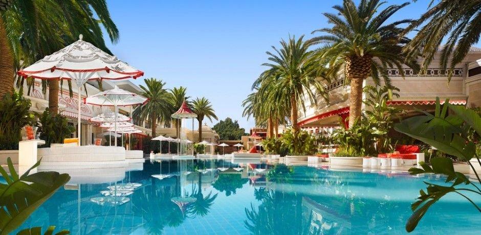 Wynn Encore Las Vegas Pool