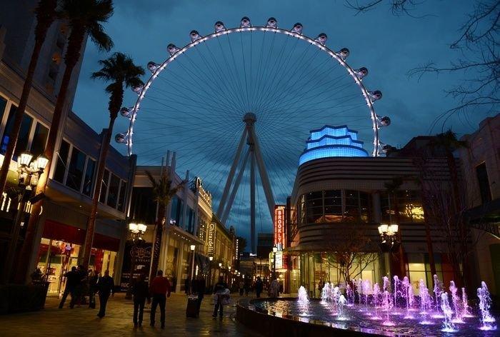The Linq Las Vegas Promenade