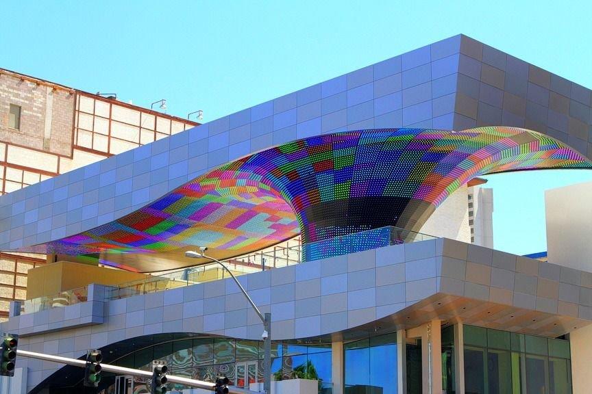 The Linq Las Vegas Vortex Roof Top