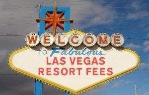 las vegas resort fees 2015