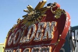 Neon Museum Las Vegas Golden Nugget