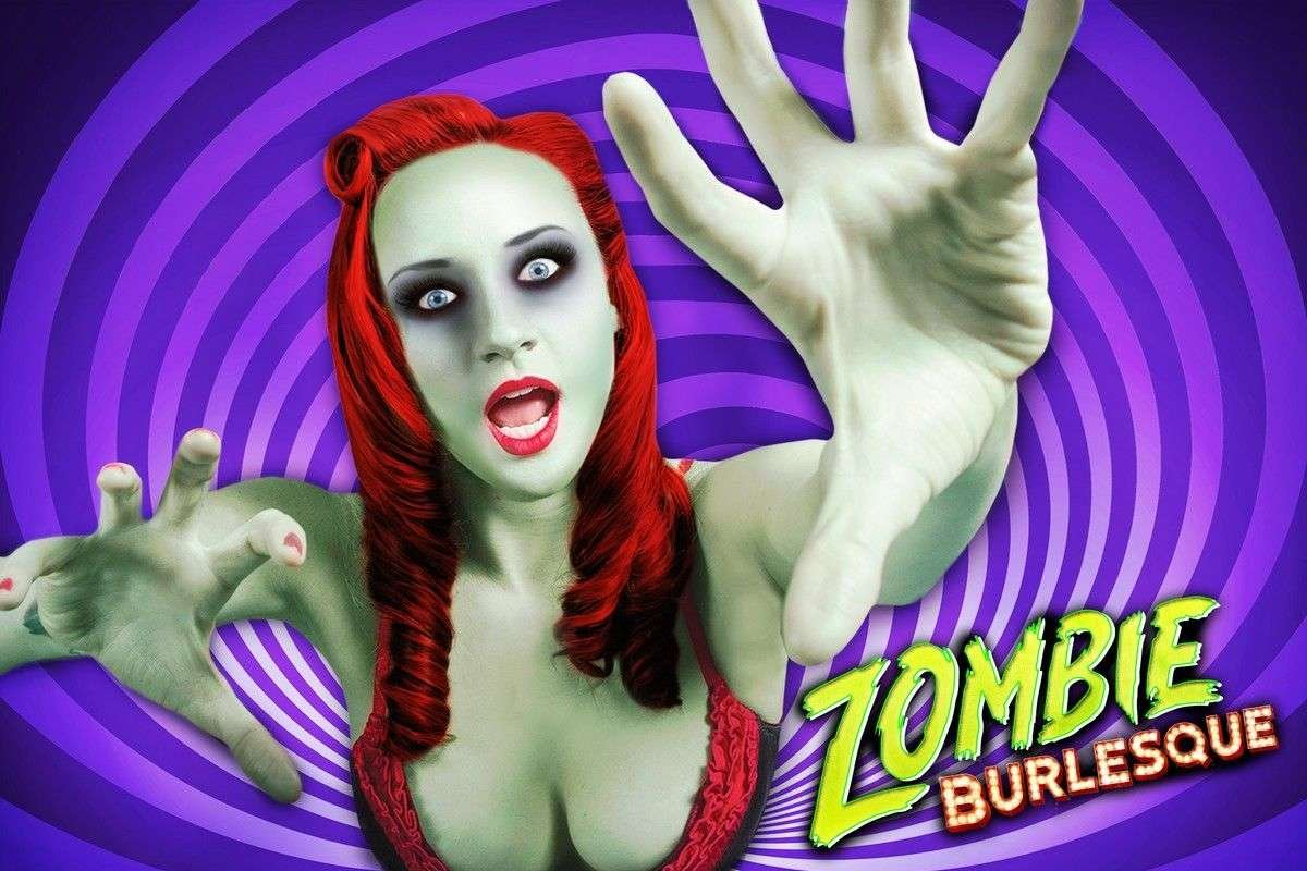 Zombie Burlesque Las Vegas Discount Tickets
