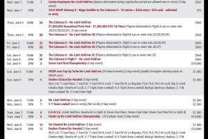 2016-WSOP-Schedule-page-001