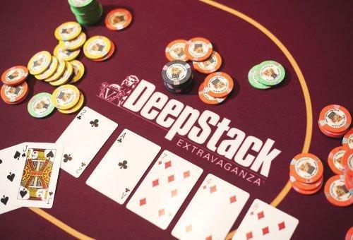 Vegas Venetian Deepstack Poker Tournament