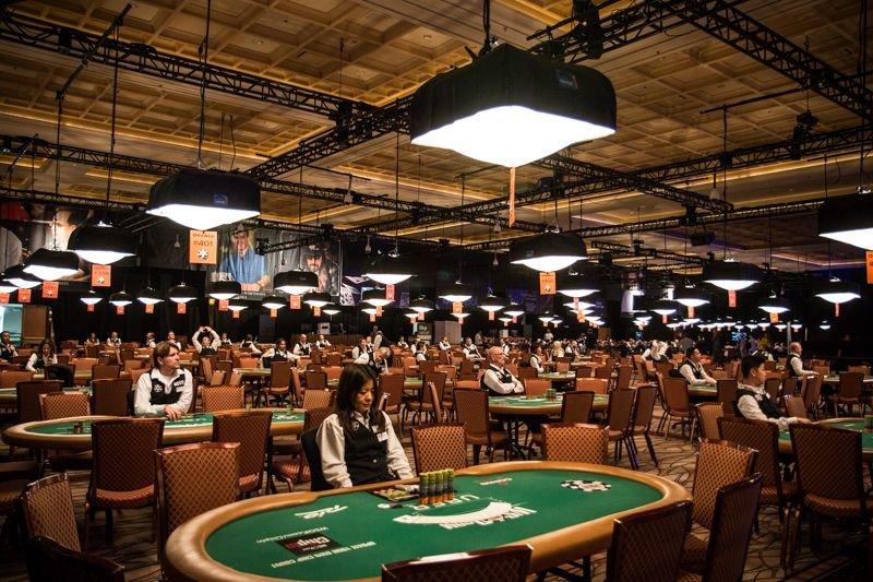 WSOP Las Vegas