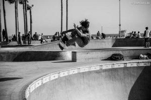 Venice Beach California Skate park