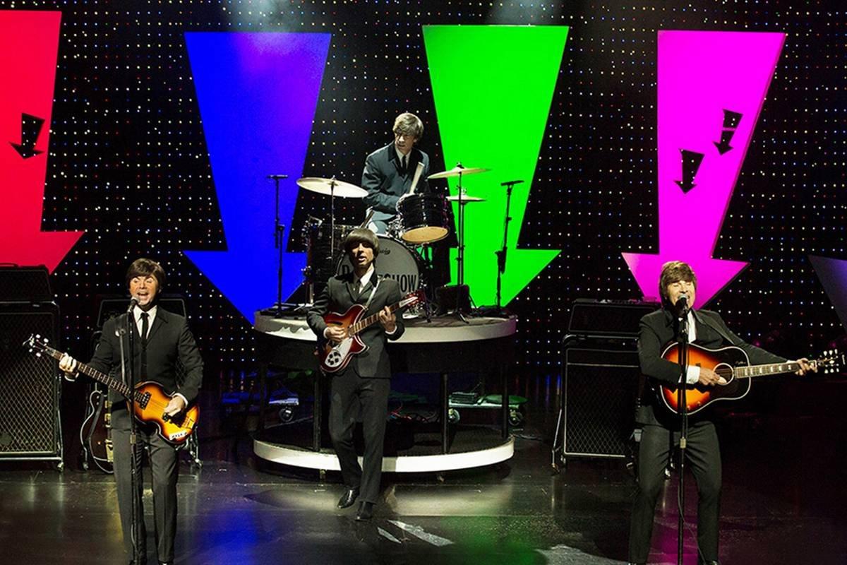 Beatleshow Las Vegas Discount Tickets