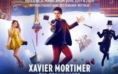 Xavier Mortimer The Dream Maker Discount Tickets