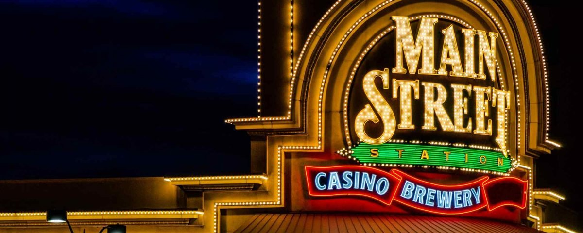 Main Street Station Hotel Las Vegas Header