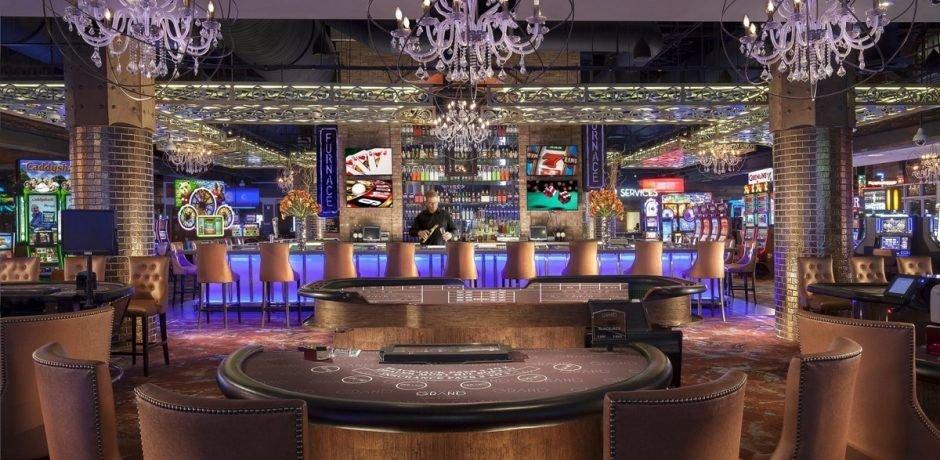 Downtown Grand Las Vegas Furnace Casino