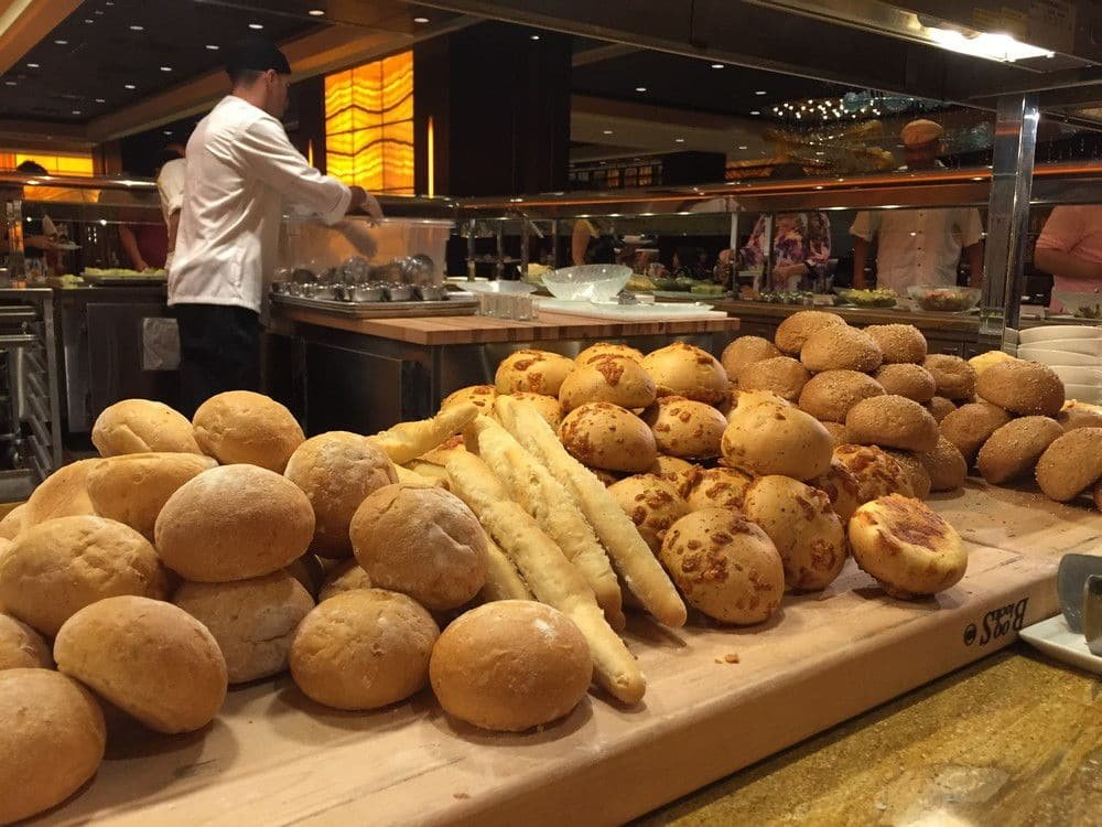 Do you really want to pay $50+ dollars for a Vegas buffet, only to fill up on carbs?