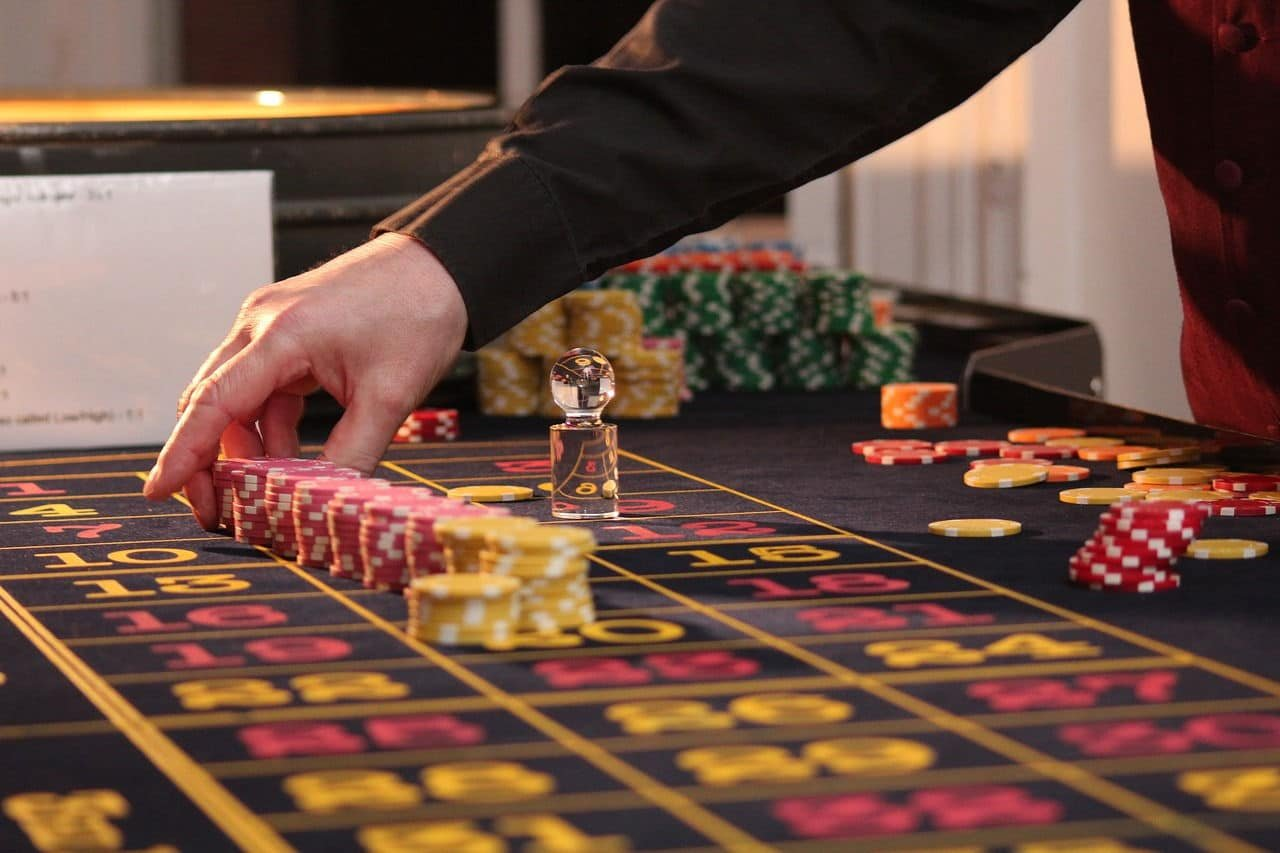 Try Roulette as a starter table game for vegas first-timers