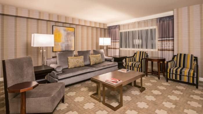 Julius Executive Suite Caesars Palace Las Vegas