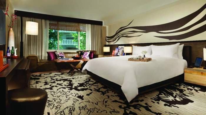 Nobu Deluxe King Caesars Palace Las Vegas