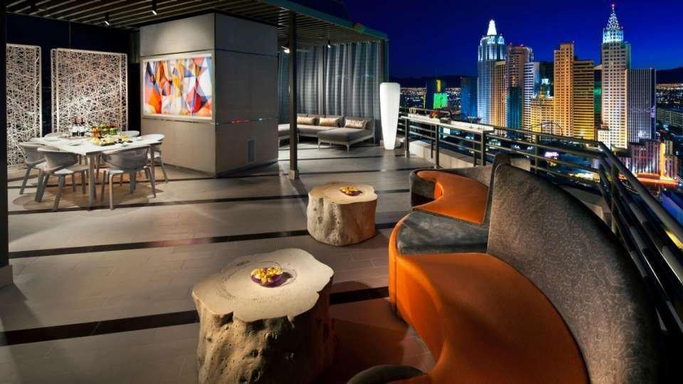 MGM Grand Las Vegas Skyline Terrace Suite