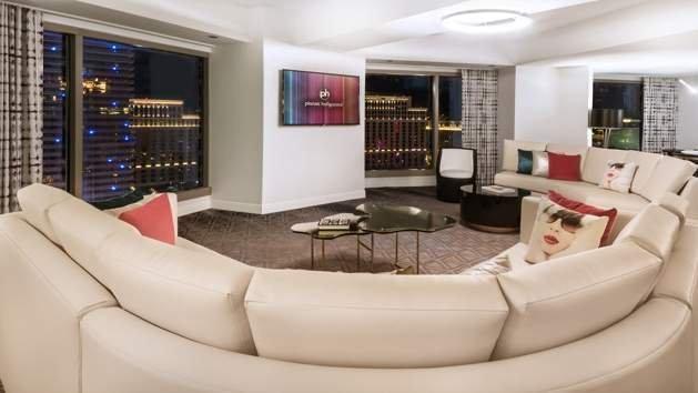 Planet Hollywood Las Vegas Ultra Apex Suite