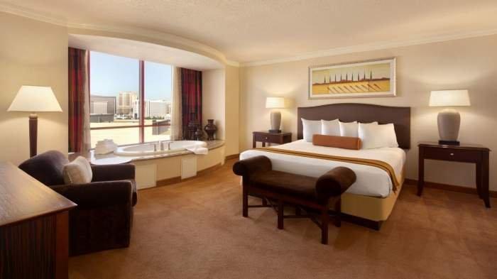 Rio Las Vegas Carioca Suite