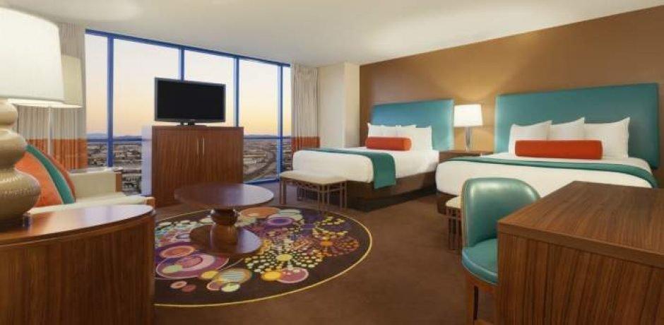 Rio Las Vegas Luxury Suite 2 Queens