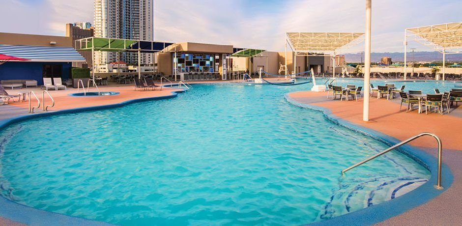 The Strat Las Vegas Pool