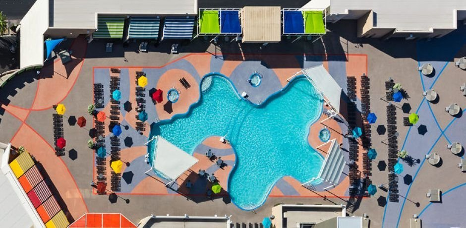 The Strat Las Vegas Resort Pool