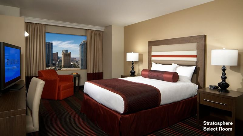 The Strat Las Vegas Select Room 1 King