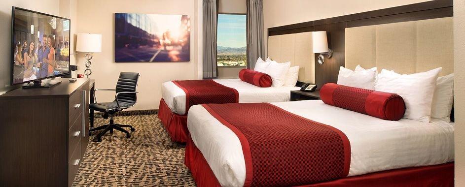 The Strat Las Vegas Select Room 2 Queens