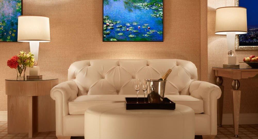 Wynn Las Vegas Deluxe Resort Room