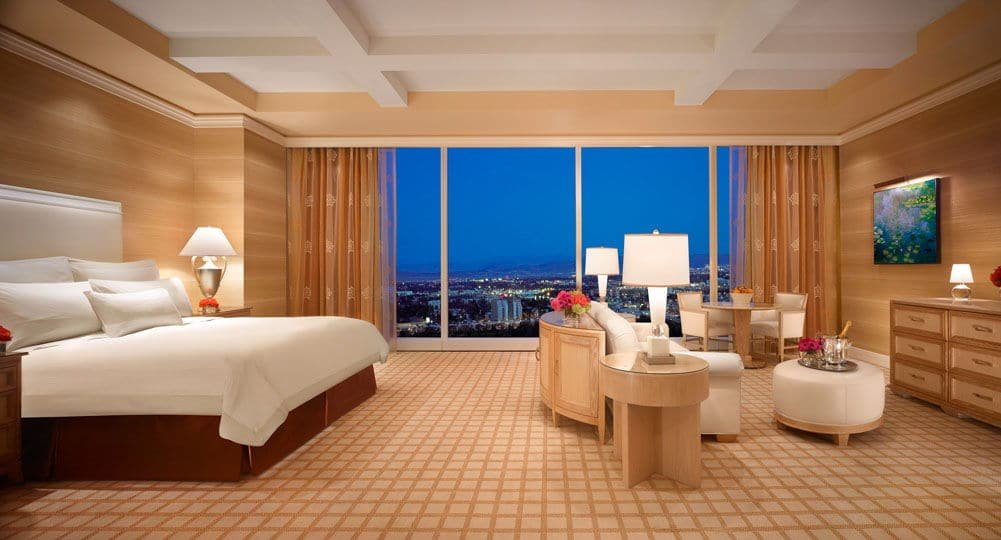 Wynn Las Vegas Executive Suite