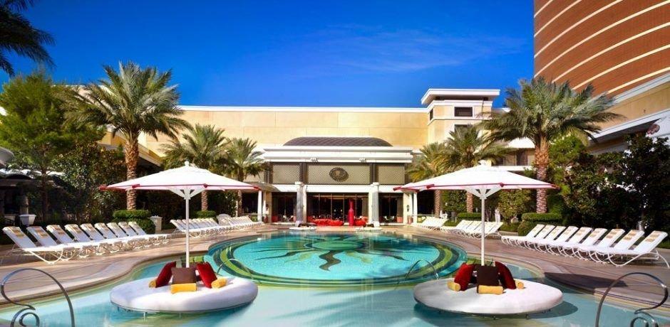 Wynn Las Vegas Pool