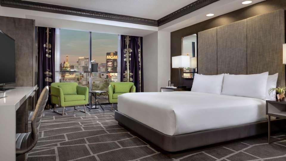 Luxor Las Vegas Tower Premium Room