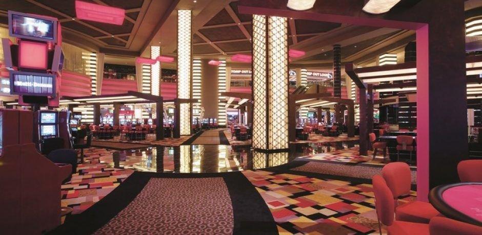 Planet Hollywood Las Vegas Casino Floor