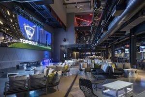 Top Golf Las Vegas Bar