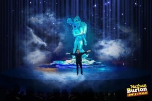 Nathan Burton Comedy Magic Las Vegas