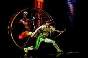 Ka Cirque Du Soleil Show Las Vegas