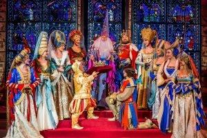 Tournament of Kings Excalibur Las Vegas