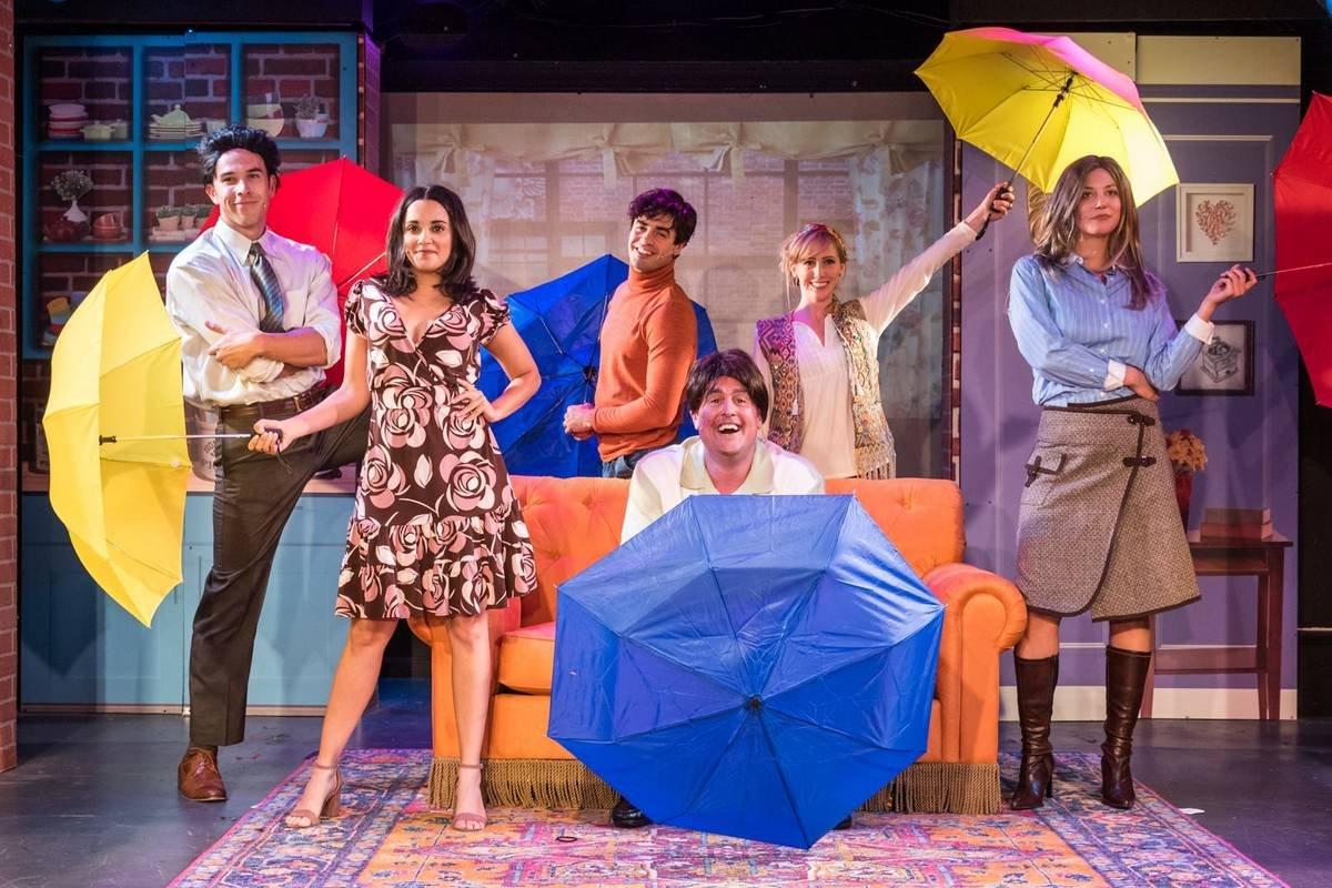 Friends! The Musical Parody Las Vegas Discount Tickets