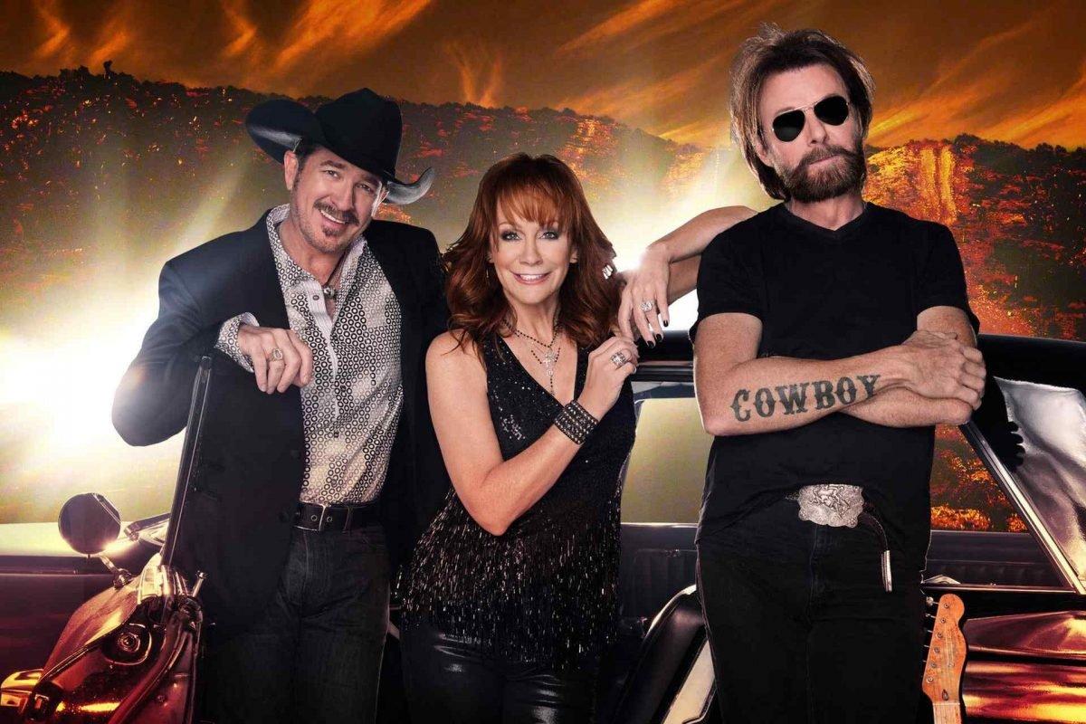Reba Brooks and Dunn Show Las Vegas Discount Tickets