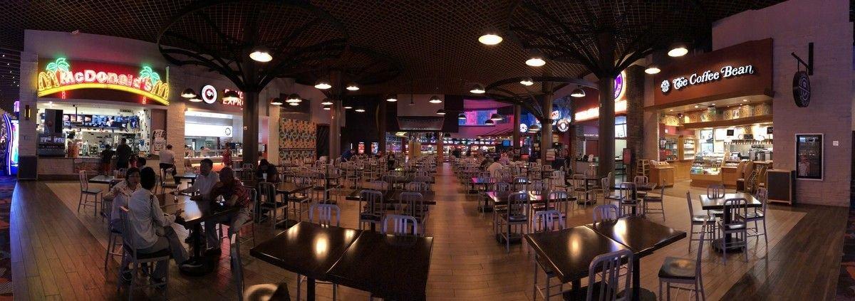 Palms Las Vegas Food Court