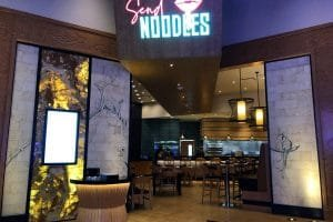 Palms Las Vegas Send Noodles