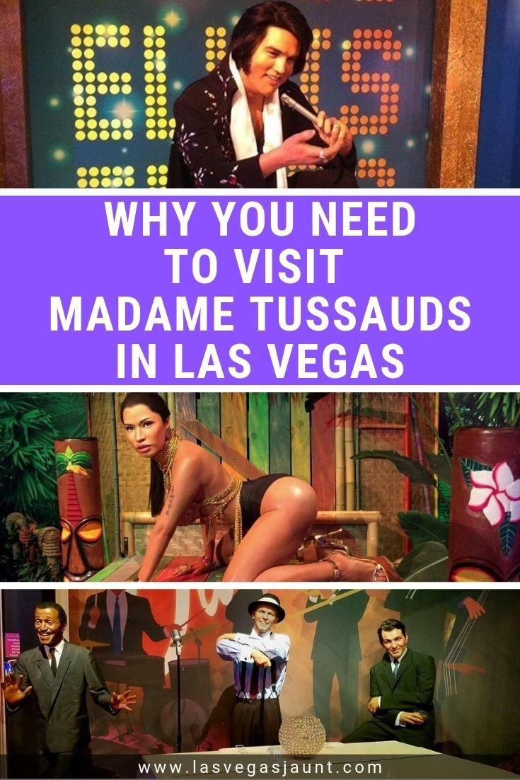 Why You Need to Visit Madame Tussauds in Las Vegas
