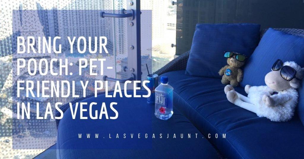 Pet-Friendly Places in Las Vegas