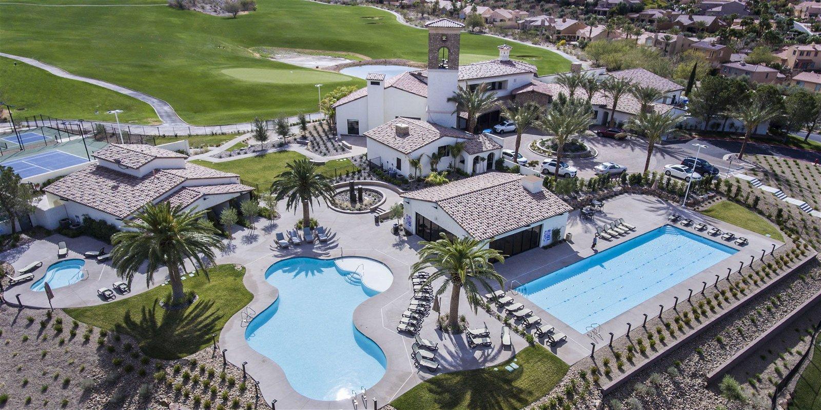 Lake Las Vegas Sports Club