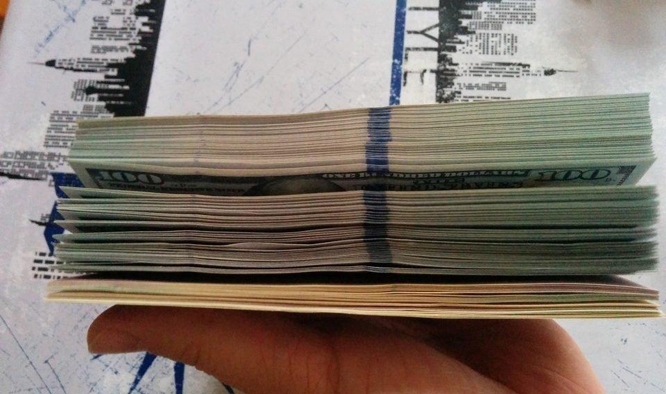 Las Vegas Dollar Bills