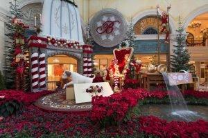 Bellagio Christmas Conservatory & Botanical Garden