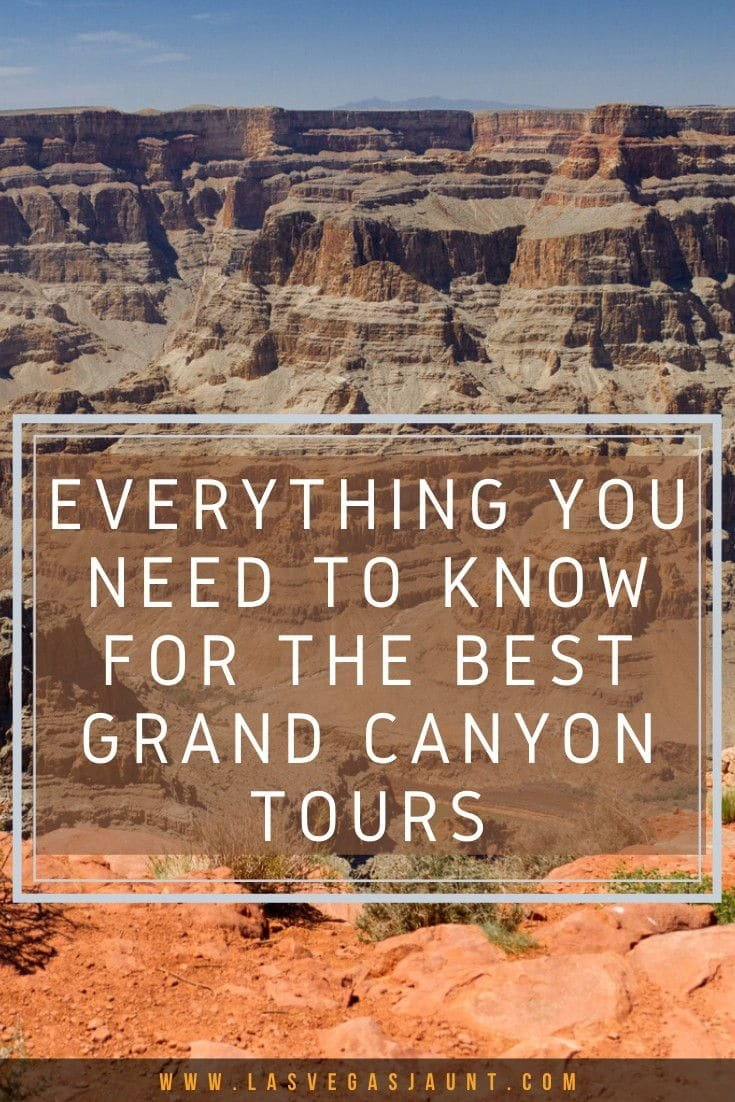 Everything You Need to Know for the Best Grand Canyon Tours